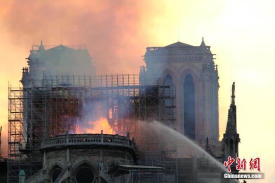 專家談重建巴黎圣母院:修復需數十年 憂合格工匠不夠