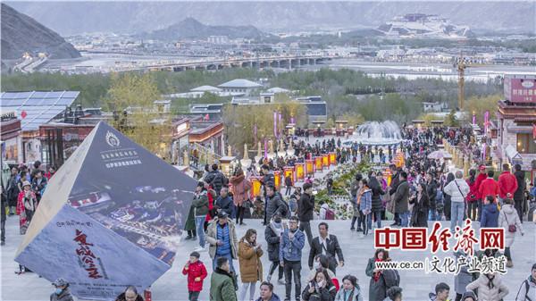 《文成公主》藏文化大型史诗剧第七季开演