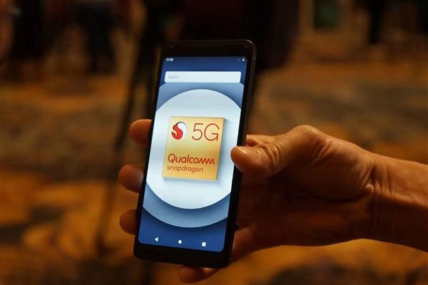 北京首个5G高清视频电话打通