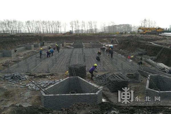 黑龍江省巴彥縣重點產業項目投資突破20億元