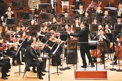國家大劇院管弦樂團赴韓演出 奏響中韓文化交流樂章