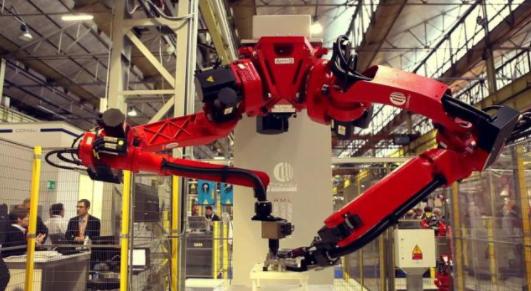 一年進口14萬臺 我國工業機器人研發制造能力仍需提升