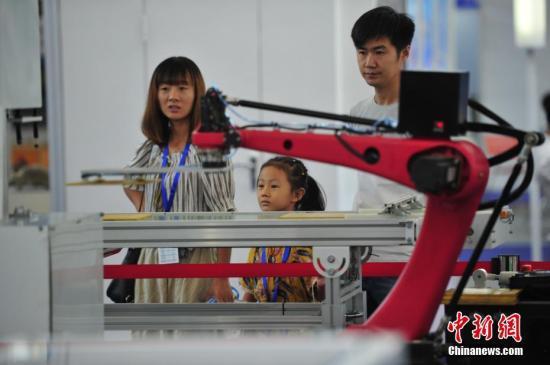 中國裝備制造業探尋創新發展之路