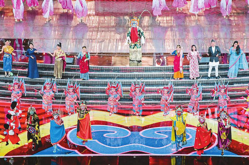 亞洲文化嘉年華 這些四川元素亮了