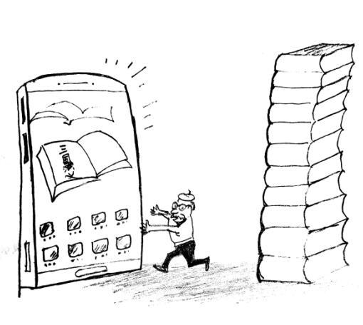 中国新闻出版广电报:老年人数字阅读质量不容忽视