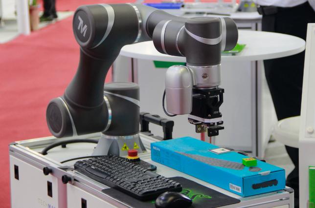 智能制造浪潮下,機器視覺產業迎來春天?