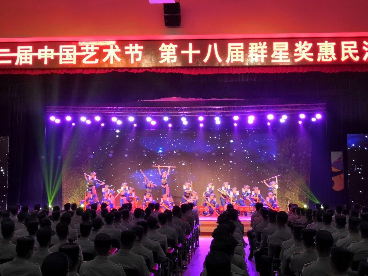 桂风壮韵:广西舞蹈《打扁担》荣获第十八届群星奖