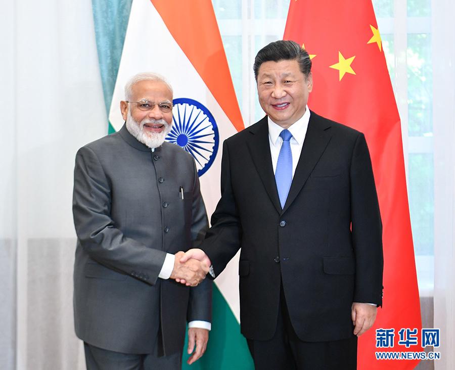 博狗体育会见印度总理莫迪:共同推动区域互联互通