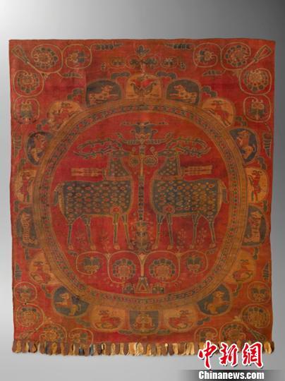 中美將聯袂展出吐蕃時期藝術珍品 文明交融促友誼薪火相傳
