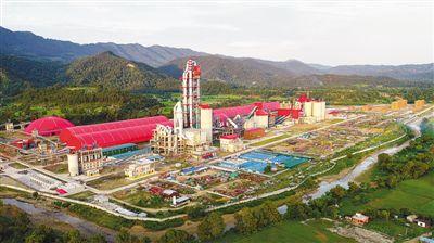 中企承建的現代化水泥廠為尼泊爾創造上萬就業崗位