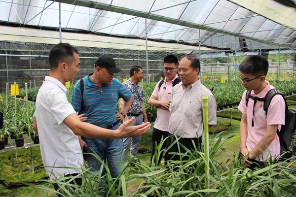 福州大学师生共建开展科技支农暑期社会实践活动