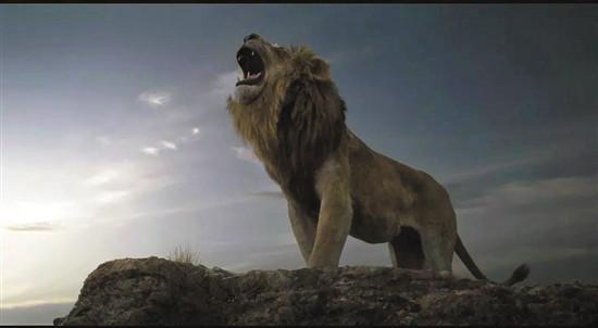 票房不俗评分不高 新版《狮子王》有点
