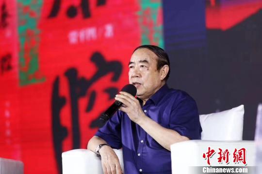 """作家賈平凹:我最怕""""文字中的味道""""譯不過去"""