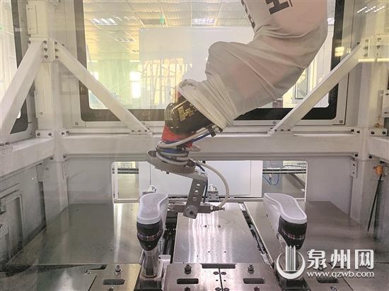 福建泉州機械裝備產業:高精尖工業母機托起制造強市
