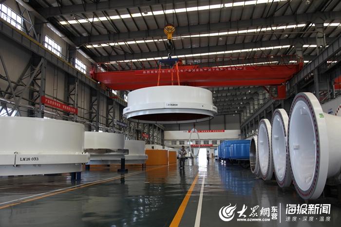 """山东河口经济开发区舞活""""龙头""""加快高端装备制造业发展"""