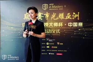 楊瀾:電競連接了科技體育和娛樂