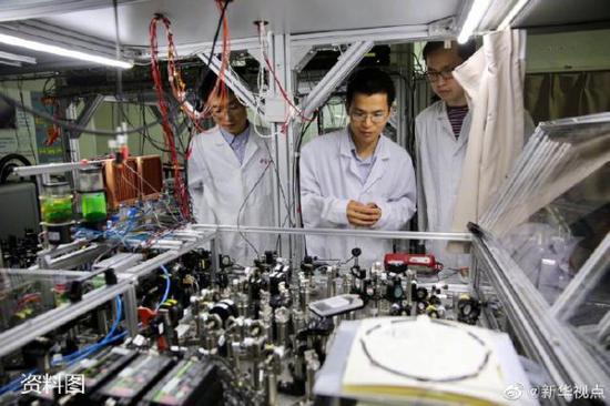 我国量子计算研究获重要进展 继续保持国际领跑