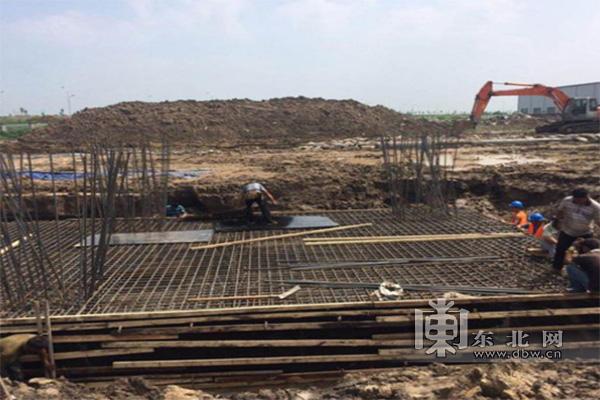黑龍江哈爾濱市木蘭縣促進產業項目集聚 助力縣域經濟發展