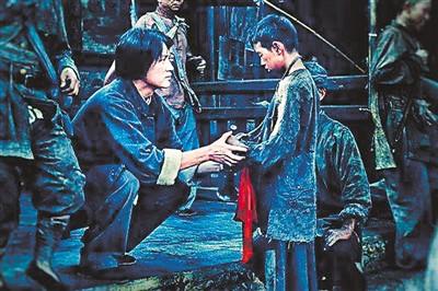 访电影《古田军号》导演陈力:让年轻观众喜欢
