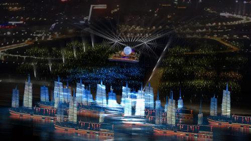 2019年中央广播电视总台中秋晚会9月13日20:00播出