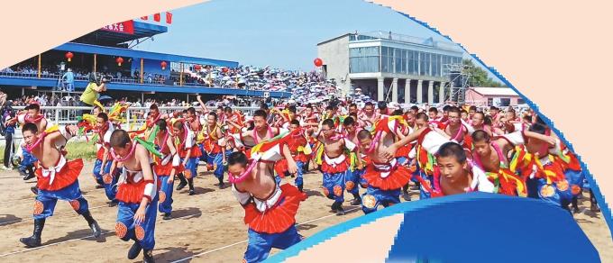 黑龙江杜尔伯特蒙古族自治县:食品工业铺就强县富民路