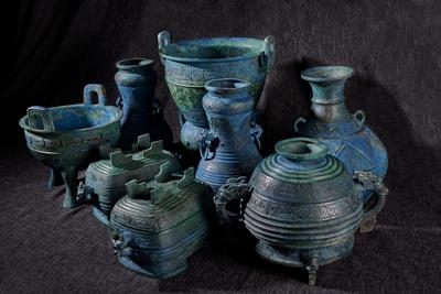 伯?#30701;?#21367;、圆明园兽、青铜虎鎣......这些珍贵的流失文物将集中亮相国家博物馆