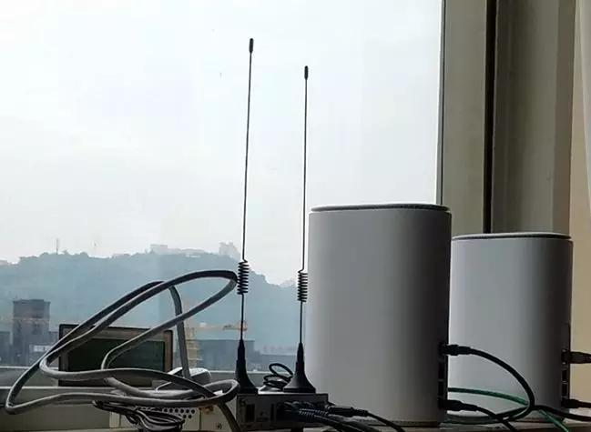 中國聯通開通全國首條跨域5G入云專線