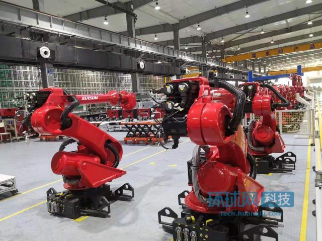 走訪中國最大機器人生產基地:用機器人生產機器人