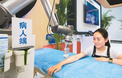 5G技术为智慧医疗添翼