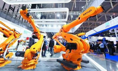 工业智能化生产:强AI+机器人协作打造未来工厂