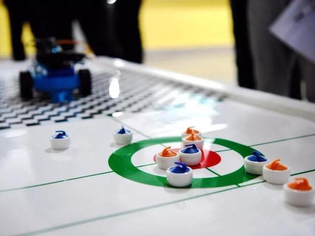智能冰壶机器人发布 北京冬奥会期间它将和运动员打比赛