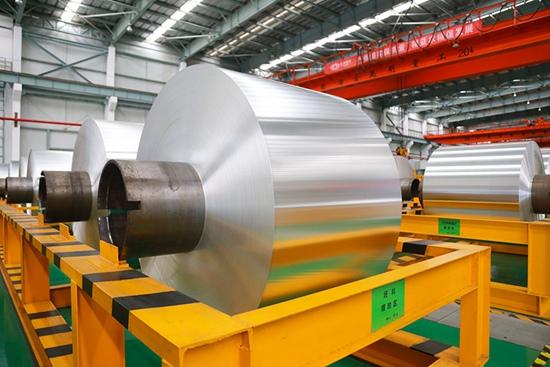专注科技创新,全球最薄铝箔产自云南