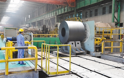 """钢铁业如何应对""""剪刀差"""""""