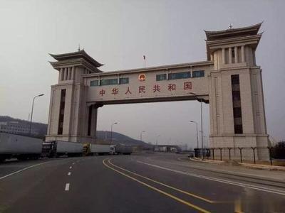 黑龙江绥芬河铁路口岸年进出口运量再创新高