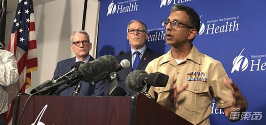 """美国用机器人治疗首例新型肺炎患者!拥有听诊器、麦克风等""""三头六臂"""""""