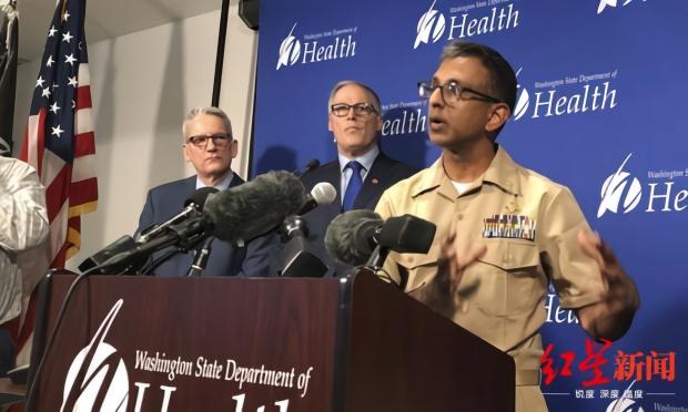 美国首例新型肺炎病例治疗过程披露:由机器人治疗,患者状况令人满意