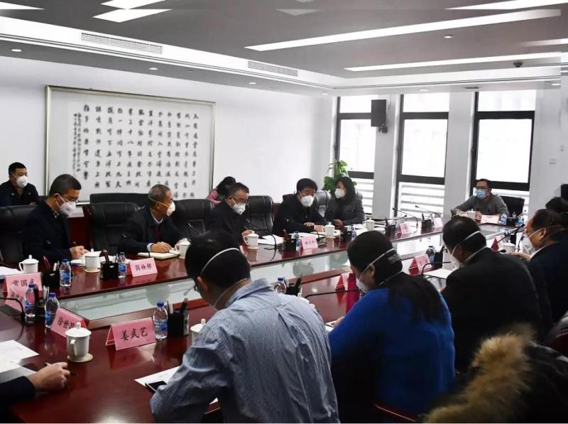 工业和信息化部就疫情防控物资保障与中国红十字会建立联动机制