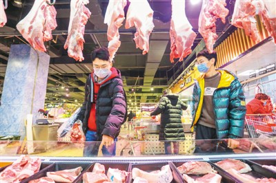 13次共投放27萬噸儲備肉