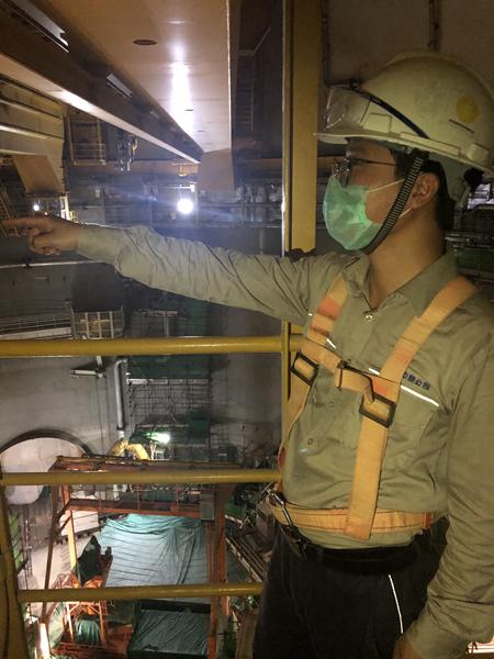 中核集團中原對外工程公司黃誠:為海外華龍首堆再苦也值