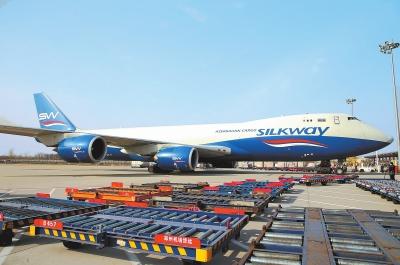 首次突破60万吨!郑州机场货运规模步入全国六强