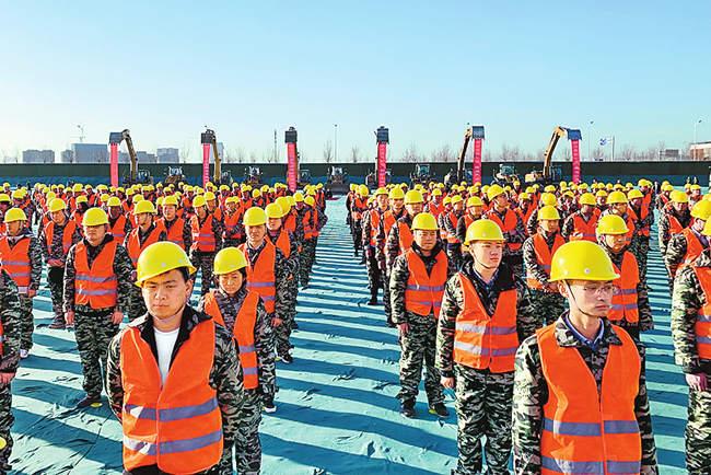 总投资1.6万亿元!河南省2772个重点项目集中开工