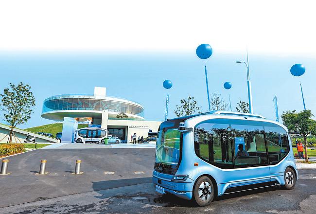 全国首推——自动驾驶网约车将落地郑州