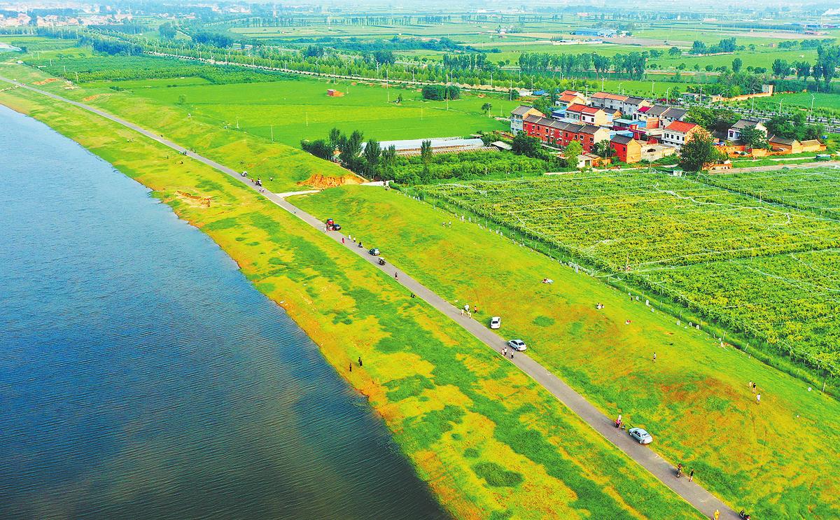 河南省确定绿色低碳循环发展新目标