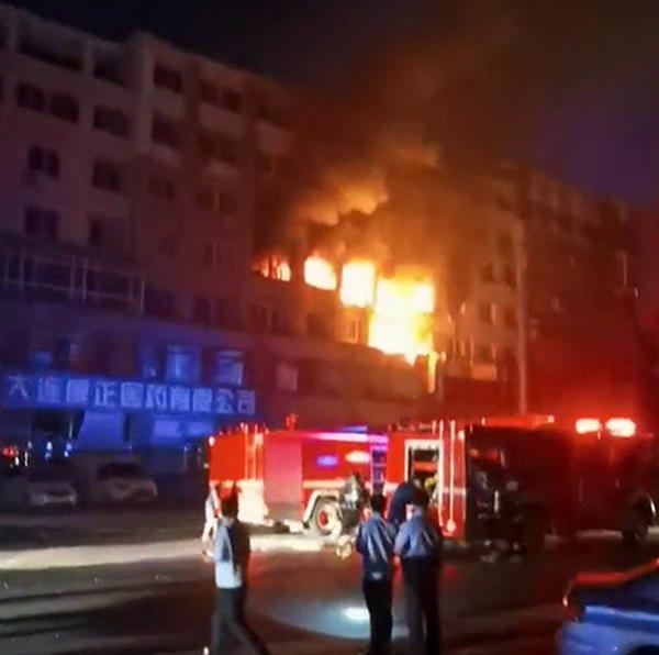 辽宁大连居民楼爆炸致8死5伤事故原因查明