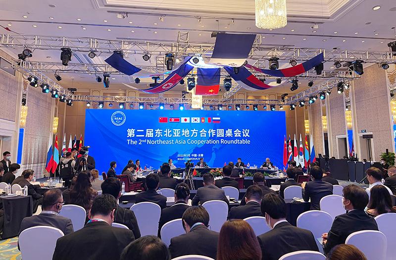 """面向海洋打造""""新藍海"""":東北亞經貿合作培育新亮點"""