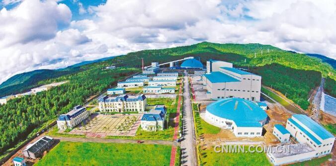 """发挥科技之力 实现""""双碳""""目标 中国中铁资源集团打造绿色矿山""""升级版"""""""