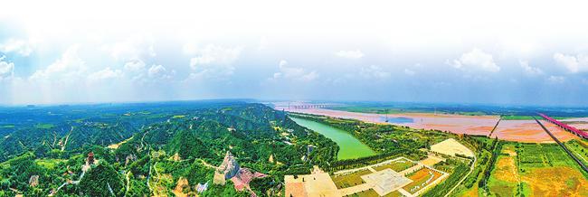豫魯合作推動黃河流域高質量發展